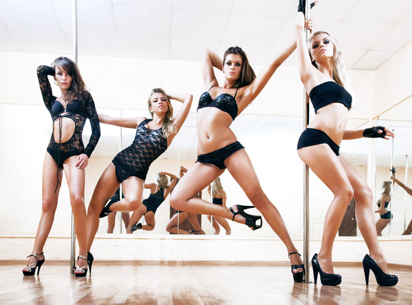 Pole Dance High Heels Shoes