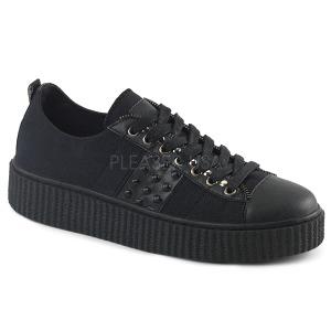 Canvas 4 cm SNEEKER-107 sneakers creepers schoenen mannen