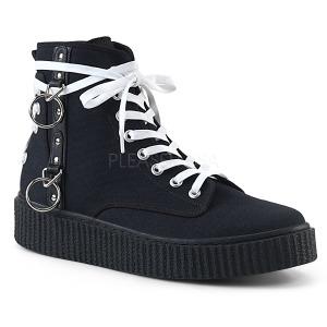 Canvas 4 cm SNEEKER-256 sneakers creepers schoenen mannen