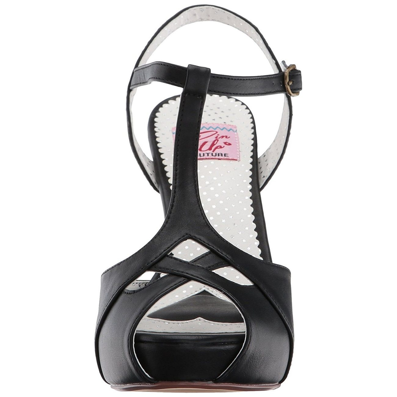 5 Cm Bettie High Sandals Evening Heeled 23 Black 11 nyNPmwOv80