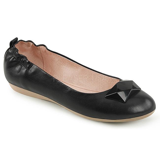 Olive Zwart Platte Damesschoenen Ballerinas 08 qSHxqwrA