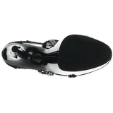 Black 18 cm ADORE-798 Womens Shoes with High Heels