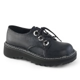 Black 3 cm DEMONIA LILITH-99 gothic platform shoes