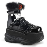 301a5eb014 demonia netherlands men-shoes gothic shoes platform shoes men-boots ...