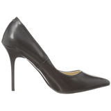 Black Matte 10 cm CLASSIQUE-20 Pumps High Heels for Men
