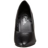 Black Matte 10 cm DREAM-420 Pumps High Heels for Men