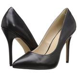 f4cad9d8f20 Black Matte 13 cm AMUSE-20 Pumps High Heels for Men