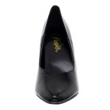Black Matte 13 cm SEDUCE-420V Pumps High Heels for Men