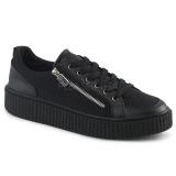 Canvas 4 cm SNEEKER-105 sneakers creepers schoenen mannen