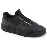Canvas 4 cm SNEEKER-125 sneakers creepers schoenen mannen