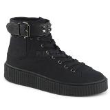 Canvas 4 cm SNEEKER-255 sneakers creepers schoenen mannen