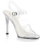 Glitter 11,5 cm Fabulicious GALA-08MMG high heeled sandals