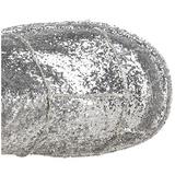 Glitter 18 cm STACK-301G Plateau Gothic Laarzen Mannen