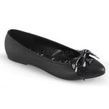 Kunstleer VAIL-01 dames ballerinas schoenen