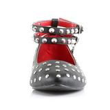 Kunstleer VAIL-04 dames ballerinas schoenen