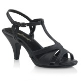 Leatherette 8 cm Fabulicious BELLE-322 high heeled sandals