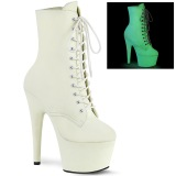 Neon 18 cm ADORE-1020GD Exotic stripper ankle boots