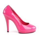 Pink 11,5 cm FLAIR-480 Womens Shoes with High Heels