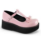 Pink 6 cm SPRITE-03 lolita shoes gothic platform shoes
