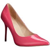 Pink Lak 10 cm CLASSIQUE-20 Pumps Schoenen met Naaldhakken