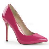 Pink Lak 13 cm AMUSE-20 Pumps Schoenen met Naaldhakken