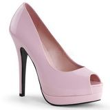 Pink Varnished 13,5 cm BELLA-12 Women Pumps Shoes Stiletto Heels