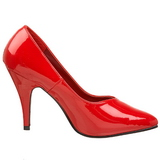 Rood Lak 10 cm DREAM-420 hoge hakken pumps klassiek