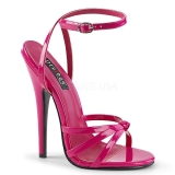 Rose 15 cm Devious DOMINA-108 high heeled sandals