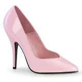 Rose Shiny 13 cm SEDUCE-420V Pumps High Heels for Men