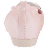 Roze OLIVE-08 ballerinas platte damesschoenen