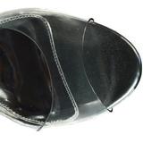 Silver 10,5 cm LOVELY-450 Women Wedge Sandals