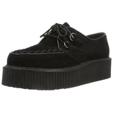 Suede 5 cm CREEPER-402S Plateau Creepers Schoenen Mannen