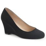 Suede 7,5 cm KIMBERLY-08 grote maten pumps schoenen