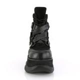 Vegan 7,5 cm NEPTUNE-126 Mens Gothic Demonia Shoes