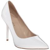White Shiny 10 cm CLASSIQUE-20 Pumps High Heels for Men