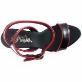 Zwart 15 cm BLONDIE-631-2 damesschoenen met hoge hak