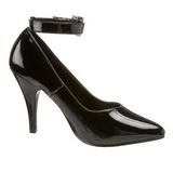 Zwart Lak 10,5 cm DREAM-431 Dames pumps met lage hak
