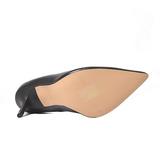 Zwart Mat 10 cm CLASSIQUE-20 Pumps Schoenen met Naaldhakken